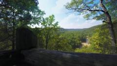 Changing Season Timelapse Mammoth Cave National Park Stock Footage