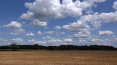 Big Sky Cloud Formation Timelapse Stock Footage