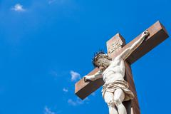 Crucifix Stock Photos