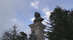Golden Gate Park Stock Footage