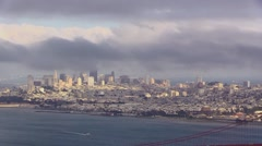 San Francisco Timelapse Stock Footage
