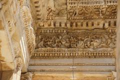 Stock Photo of details of intricate carving and decoration
