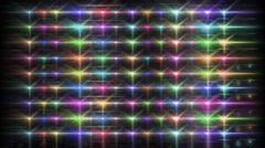 Light wall Stock Footage