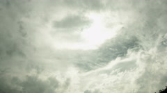 Magnificence cloud 4K (3840x2160) Stock Footage