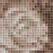 EPS10 mosaic background Stock Illustration