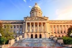 Kentucky capitol Stock Photos