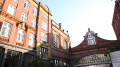 Winsor Royal Shopping Station England, Britain UK Europe Stock Footage