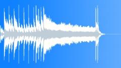 Golden rock logo - stock music