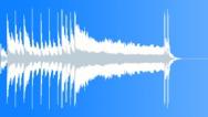 Stock Music of Golden rock logo
