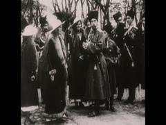 WW1 Ru ZarAlexander Stock Footage