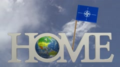 Stock Video Footage of Home in the land of NATO