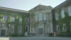 University of Toronto building Stock Footage