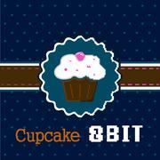 Cake 8 bit Piirros