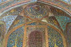 Splendour of Akbar's Tomb - stock photo
