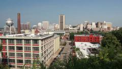 Richmond, Virginia - stock footage