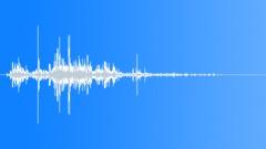 Single Footstep On Gravel 4 - sound effect