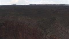 Grand Canyon Colorado River - stock footage