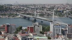 Istanbul Turkey - stock footage