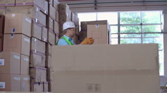 Manual Labor - stock footage