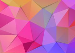 Abstract geometric background Stock Illustration