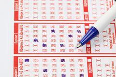 Lottery Kuvituskuvat