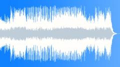 Stock Music of Metal Theme - Clean Verse, Distorted Chorus