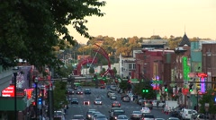 Nashville Street 01 - stock footage