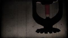 Horror Grunge | Sprinkler Head Stock Footage
