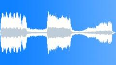 Brushcutter 1 (Petrol driven) - sound effect