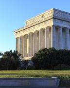 Stock Photo of Lincoln Memorial
