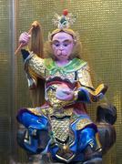 Monkey God buddhist goddess figure sculpture Stock Photos