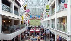 Stock Photo of singapore shopping mall in bugis