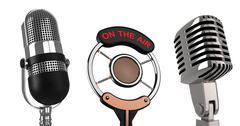 Microphones Piirros