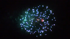 NEW 30Sec Fireworks Best Value for your money HD Stock Footage