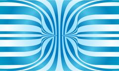 Background in a jazzed up art deco style Stock Illustration