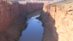 Marble Canyon Stock Footage