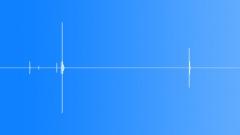 Cream Tube Open Close Sound Effect
