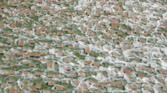 River of Stones Stock Footage