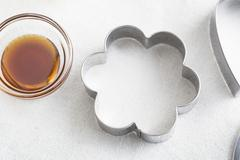 cookie cutter - stock photo