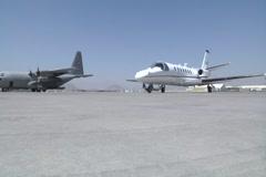 Stock Video Footage of Cessna Citation flight operations
