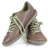Brown men shoes Kuvituskuvat