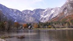 Slovenia. Triglav National Park. Stock Footage