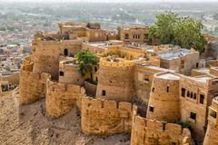 Stock Photo of jaisalmer fort