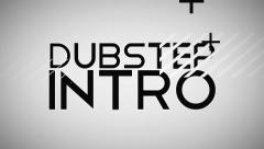 Stock After Effects of Abstract Dubstep Sound Design Text Titles Logo Animation HD Intro Opener