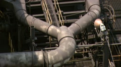 Steel Mill B-Roll Stock Footage