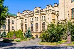 polytechnique institute of kiev - stock photo