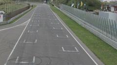 ZANDVOORT, NETHERLANDS - Aug 10: Super Car Sunday Stock Footage