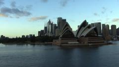 Sydney Opera House Timelapse Arkistovideo