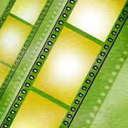 Stock Illustration of copyspace filmstrip representing photograph photo and blank