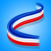 france flag meaning patriotic patriotism and nation - stock illustration